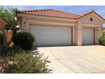 Photo one of 2037 Sedona Creek Cir Las Vegas NV 89128 | MLS 1992728