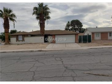 Photo one of 4895 La Fonda Dr Las Vegas NV 89121 | MLS 2017176