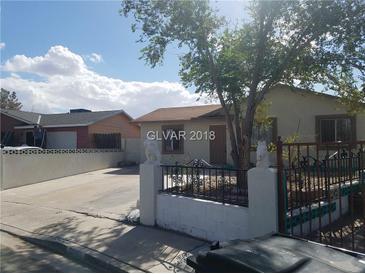 Photo one of 3309 Siler Pl North Las Vegas NV 89030 | MLS 2024871