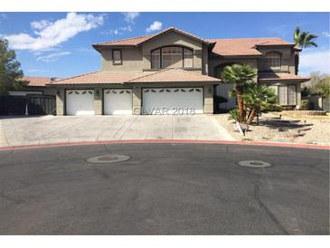 Photo one of 7150 Sudley Ct Las Vegas NV 89131 | MLS 2048673
