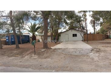 Photo one of 4341 San Mateo St North Las Vegas NV 89085 | MLS 2049145