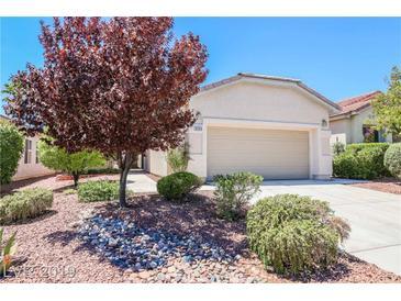 Photo one of 3183 Orange Sun St Las Vegas NV 89135 | MLS 2123542