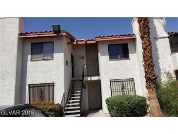 Photo one of 1701 Katie Ave # 68 Las Vegas NV 89119 | MLS 2135075