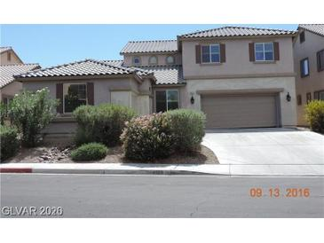 Photo one of 4029 Grant Hill Ave North Las Vegas NV 89081 | MLS 2135474