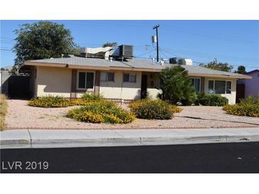Photo one of 912 Maenpah St Las Vegas NV 89106 | MLS 2139700