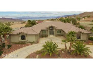 Photo one of 212 Red Rock Rd Boulder City NV 89005   MLS 2140450