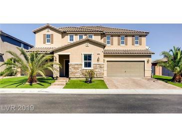 Photo one of 362 Azar Swan Ave Las Vegas NV 89183   MLS 2140463