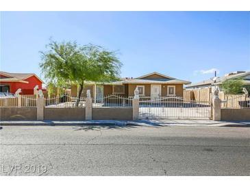 Photo one of 3025 Van Der Meer St North Las Vegas NV 89030 | MLS 2140749