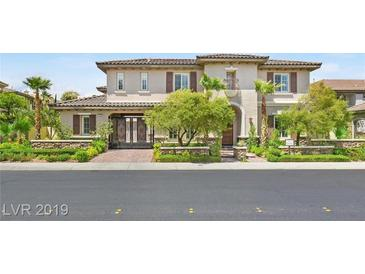 Photo one of 11664 Morning Grove Dr Las Vegas NV 89135 | MLS 2140871