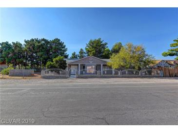 Photo one of 5032 Valadez St Las Vegas NV 89149 | MLS 2143491