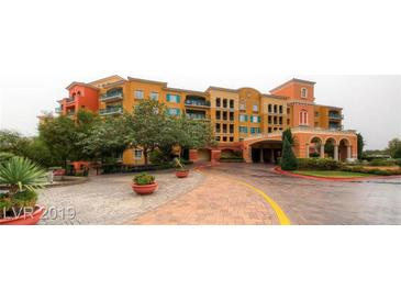Photo one of 30 Strada Di Villaggio # 107 Henderson NV 89011   MLS 2143624