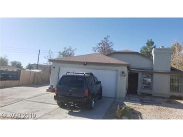 Photo one of 3711 Southern Light Dr Las Vegas NV 89115 | MLS 2144083