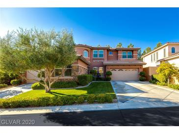 Photo one of 11389 Rancho Villa Verde Pl Las Vegas NV 89138 | MLS 2148774