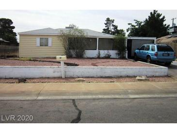 Photo one of 21 Laswell St Henderson NV 89015 | MLS 2217643