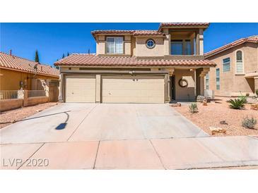 Photo one of 4805 Americanwood St Las Vegas NV 89130 | MLS 2229040