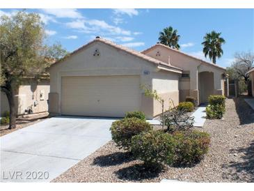 Photo one of 11062 Vallerosa St Las Vegas NV 89141 | MLS 2229177