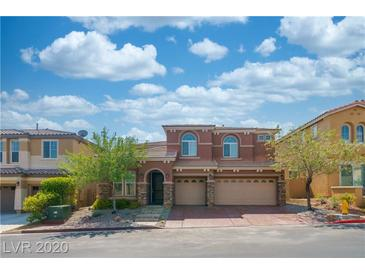 Photo one of 11737 Costa Blanca Ave Las Vegas NV 89138 | MLS 2230725