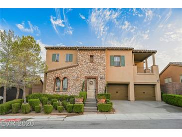 Photo one of 51 Portezza Dr Henderson NV 89011 | MLS 2234170