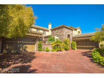Photo one of 11522 Morning Grove Dr Las Vegas NV 89135 | MLS 2235094