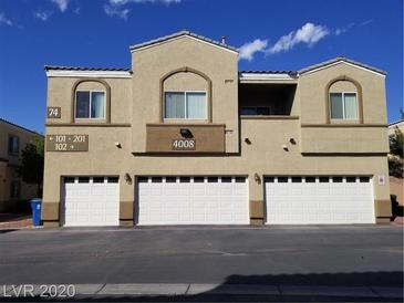 Photo one of 4008 Pepper Thorn Ave # 101 North Las Vegas NV 89081 | MLS 2237174