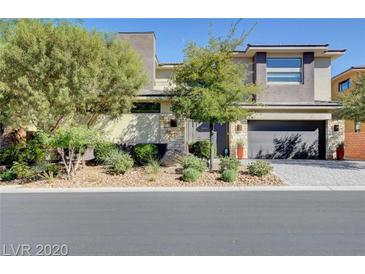 Photo one of 54 Grey Feather Dr Las Vegas NV 89135 | MLS 2238197