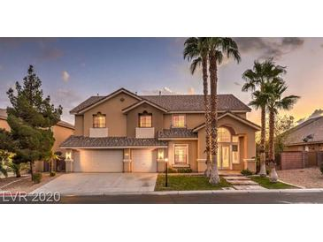 Photo one of 8901 Tierra Santa Ave Las Vegas NV 89129 | MLS 2239270