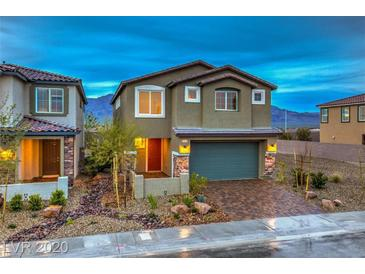 Photo one of 7766 Candle Rock St # Lot 263 North Las Vegas NV 89084 | MLS 2239375