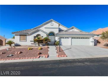 Photo one of 6858 Ancestral Hills Ln Las Vegas NV 89110 | MLS 2239741
