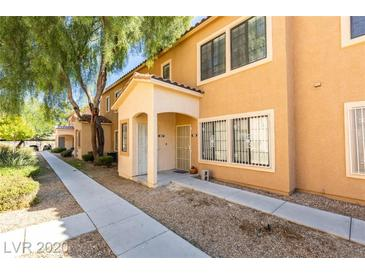Photo one of 2111 Hussium Hills St # 203 Las Vegas NV 89108 | MLS 2240007