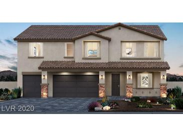 Photo one of 4059 Kibraney Ave # Lot 195 North Las Vegas NV 89084 | MLS 2240142