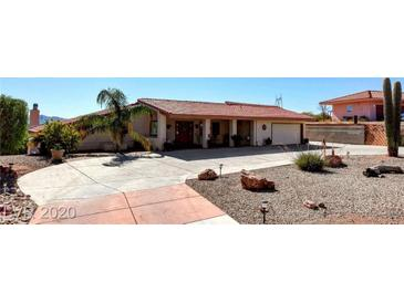 Photo one of 1447 San Felipe Dr Boulder City NV 89005 | MLS 2240433