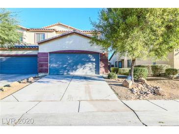 Photo one of 3840 Thomas Patrick Ave North Las Vegas NV 89032 | MLS 2241924