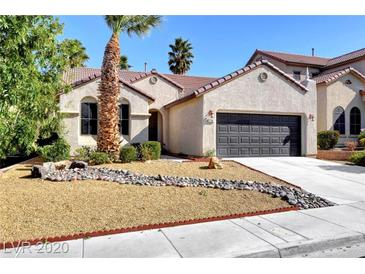 Photo one of 770 Rise Canyon Dr Henderson NV 89052 | MLS 2242986