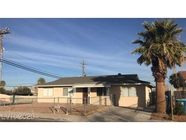 Photo one of 717 Carpenter Dr Las Vegas NV 89107 | MLS 2243197