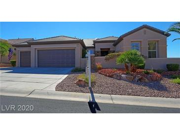 Photo one of 2859 Scotts Valley Dr Henderson NV 89052 | MLS 2243533