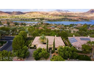 Photo one of 4 Bel Giorno Ct Henderson NV 89011 | MLS 2244282