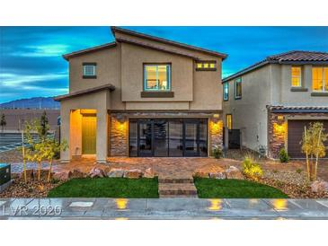 Photo one of 4435 Creekside Cavern Ave # Lot 205 North Las Vegas NV 89084 | MLS 2244742