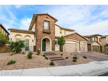 Photo one of 356 Rellegra St Las Vegas NV 89138 | MLS 2246923
