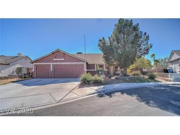 Photo one of 5329 Dana Springs Way Las Vegas NV 89130 | MLS 2247378