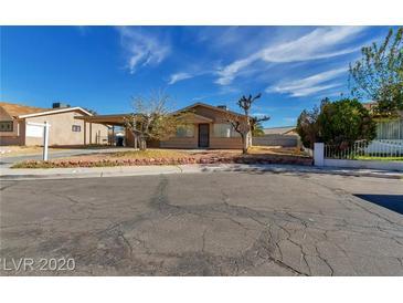 Photo one of 3630 Pecos Rd Las Vegas NV 89115 | MLS 2247602