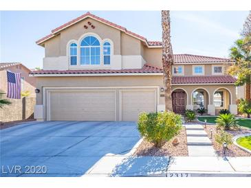 Photo one of 2317 Carinth Way Henderson NV 89074 | MLS 2247900