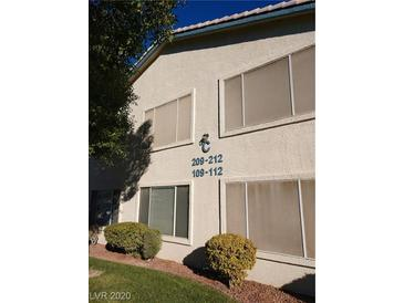 Photo one of 3425 Russell Rd # 212 Las Vegas NV 89120 | MLS 2248176