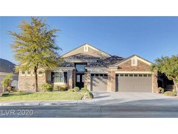 Photo one of 1472 Romanesca Dr Henderson NV 89052 | MLS 2248560