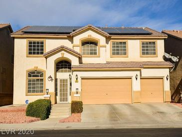 Photo one of 414 Finch Ridge Ave North Las Vegas NV 89032 | MLS 2249223