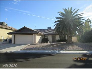 Photo one of 6417 Vinecrest Ave Las Vegas NV 89108 | MLS 2249252