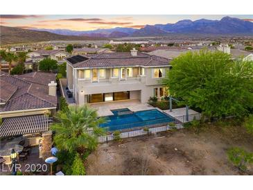 Photo one of 2104 Orchard Mist St Las Vegas NV 89135 | MLS 2249364