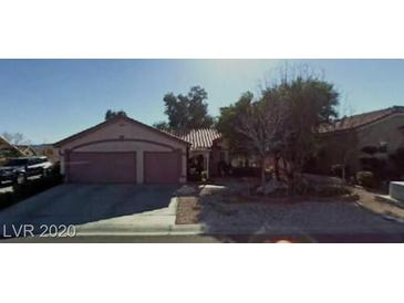 Photo one of 699 Brightwater Dr Las Vegas NV 89123   MLS 2249626