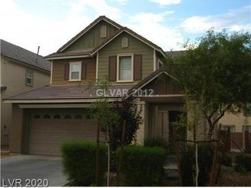 Photo one of 104 Snow Dome Ave North Las Vegas NV 89031 | MLS 2252183