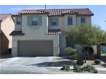 Photo one of 5412 Whisper Bluff St North Las Vegas NV 89031 | MLS 2252242
