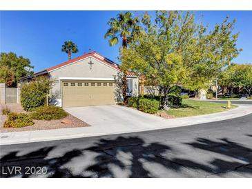 Photo one of 2976 Scenic Valley Way Henderson NV 89052 | MLS 2255968